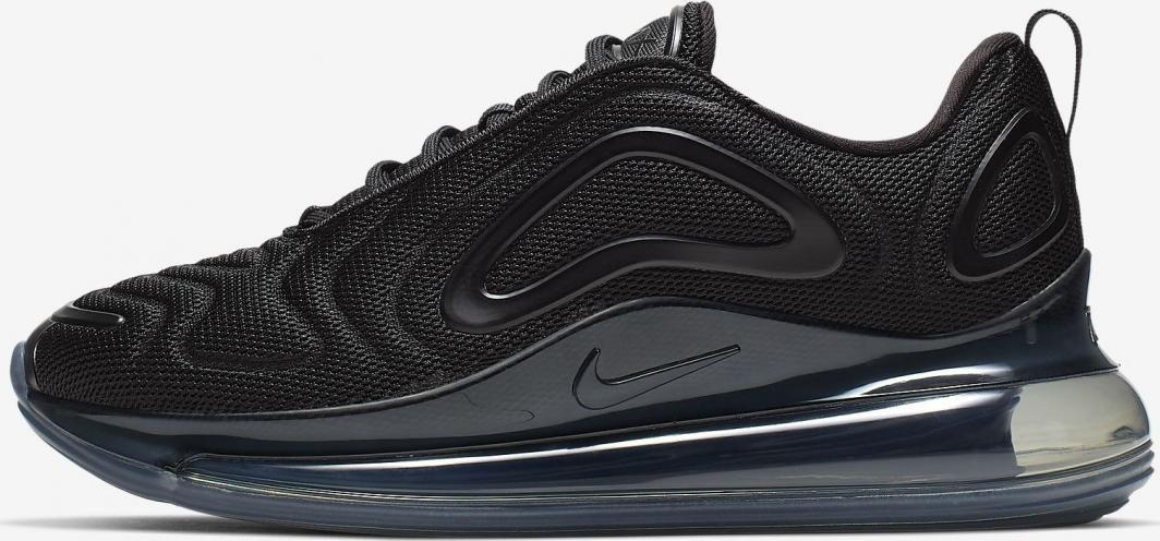 Nike Buty damskie Air Max 720 czarne r. 38 (AR9293 006) ID produktu: 6084958
