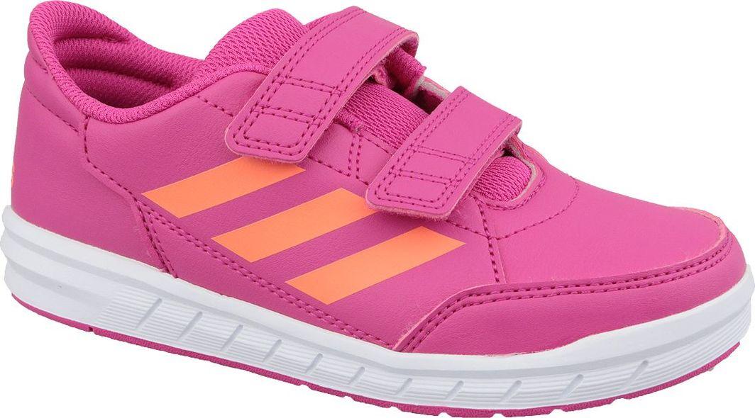 Adidas Buty dziecięce AltaSport Cf różowe r. 30 (G27088) ID produktu: 6084999