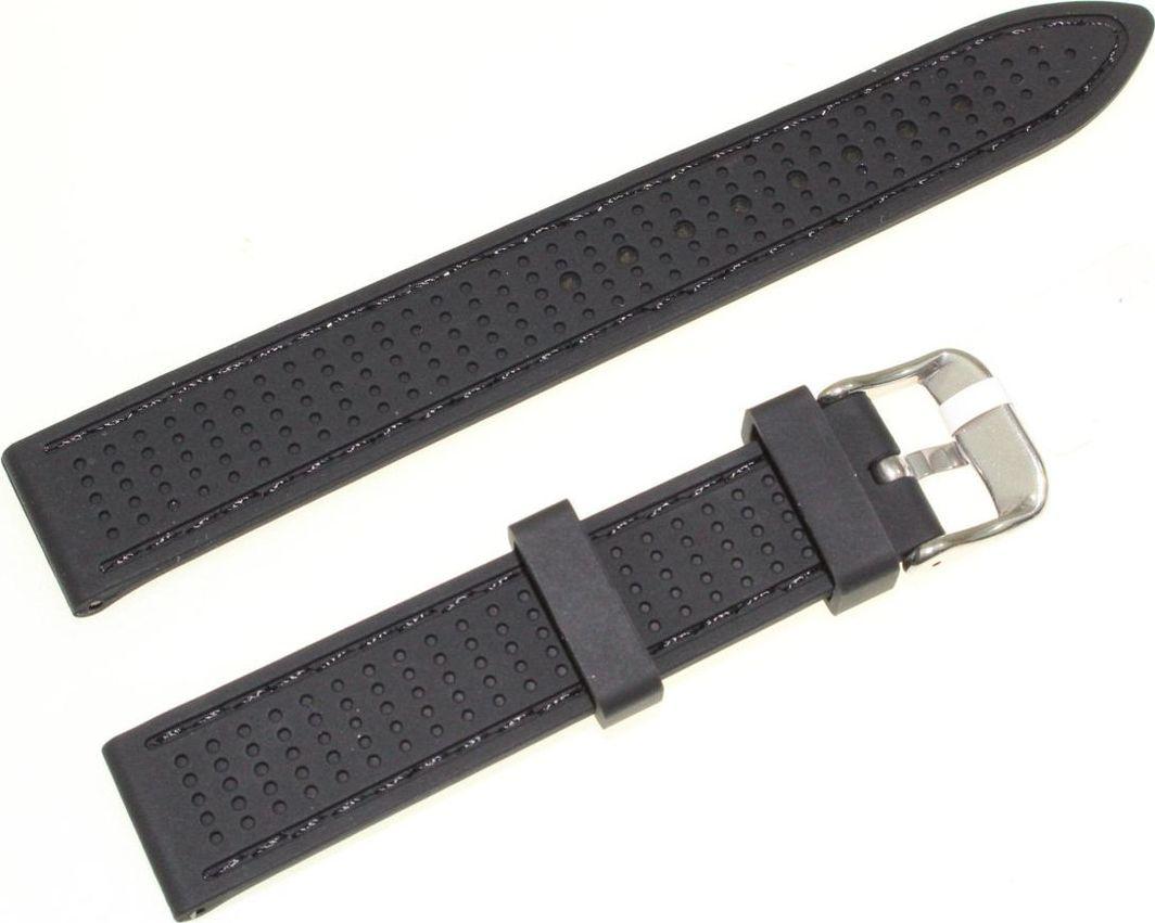 JVD Silikonowy pasek do zegarka 18 mm JVD R21704-18 uniwersalny 1
