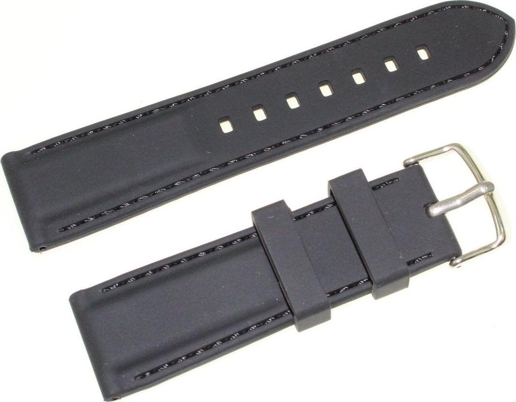 Tekla Silikonowy pasek do zegarka 24 mm Tekla S10.24 uniwersalny 1