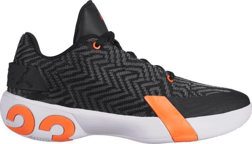 Jordan Buty męskie Jordan Ultra.Fly 3 Low czarne r. 40.5 (AO6224 008) ID produktu: 6086700