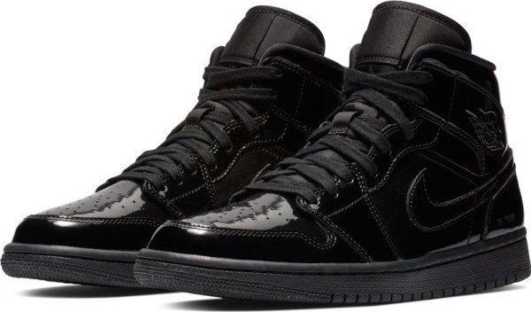Jordan Buty męskie 1 Mid czarne r. 43 (BQ6472 002) ID produktu: 6086713