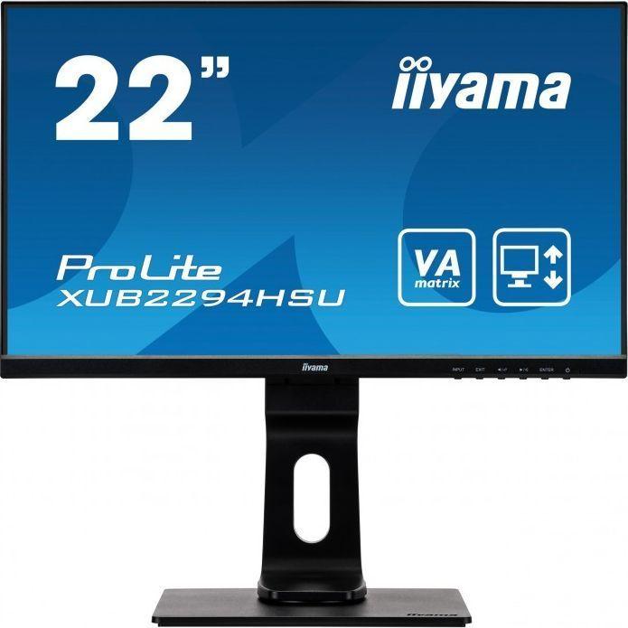 Monitor iiyama ProLite XUB2294HSU-B1 1