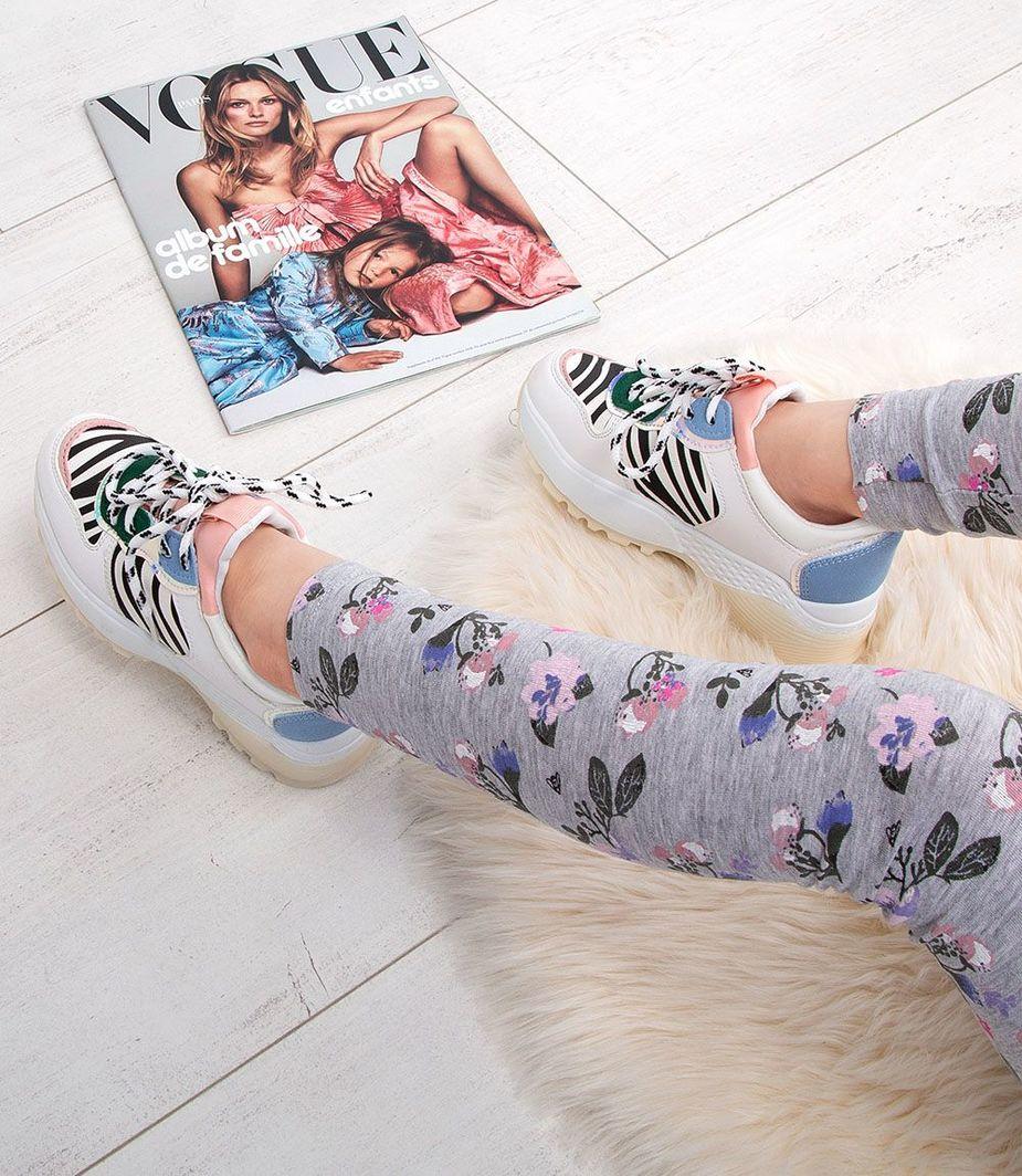 BELLO STAR Buty sportowe dziecięce Bello Star BO 110 Różowe 29 ID produktu: 6093346
