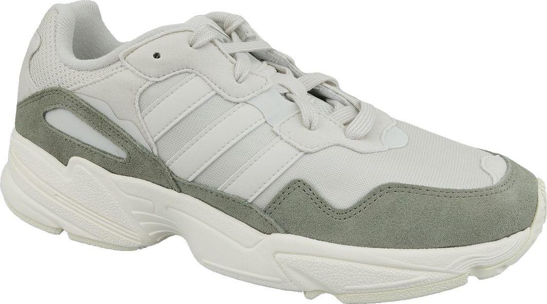 sklep internetowy sprzedaje dla całej rodziny Adidas Buty męskie Yung-96 białe r. 45 1/3 (EE7244) ID produktu: 6095255