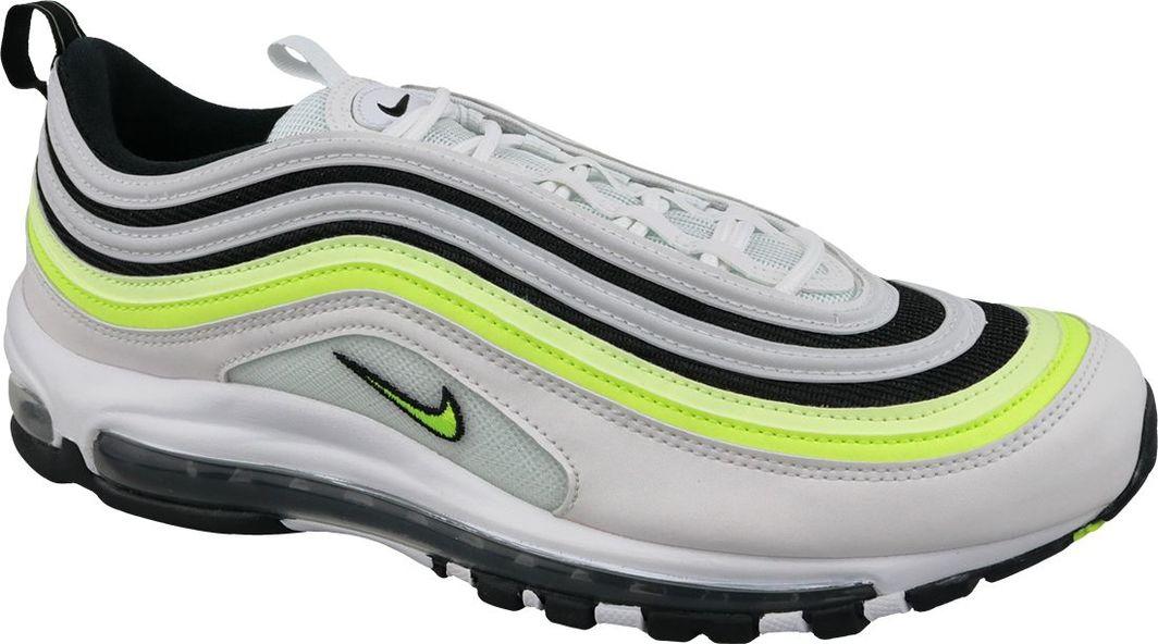 Nike Buty męskie Air Max 97 SE białe r. 46 (AQ4126 101) ID produktu: 6095272