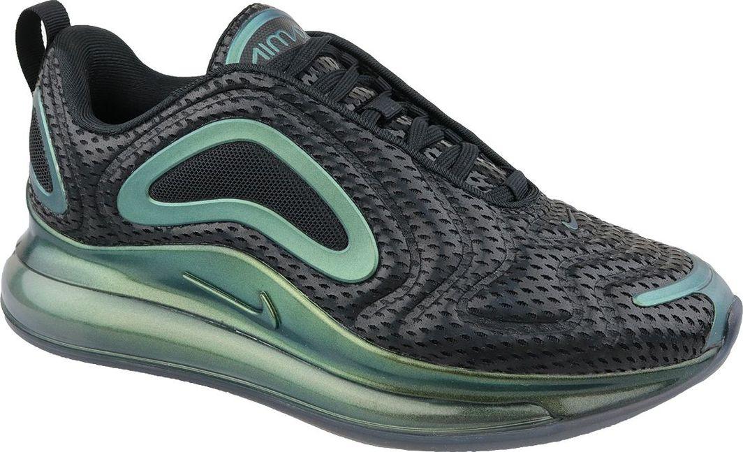 Nike Buty dziecięce Air Max 720 Gs czarne r. 36.5 (AQ3196