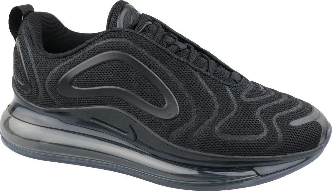 Nike Buty damskie Air Max 720 czarne r. 37.5 (AR9293 006) ID produktu: 6095312