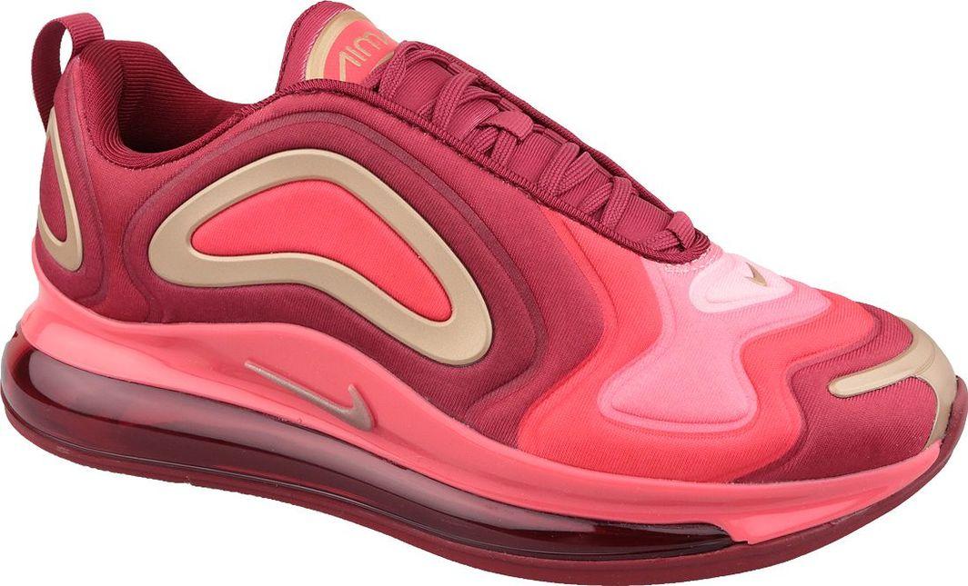 Nike Buty damskie Air Max 720 GS czerwone r. 38 (AQ3195 600) ID produktu: 6095318