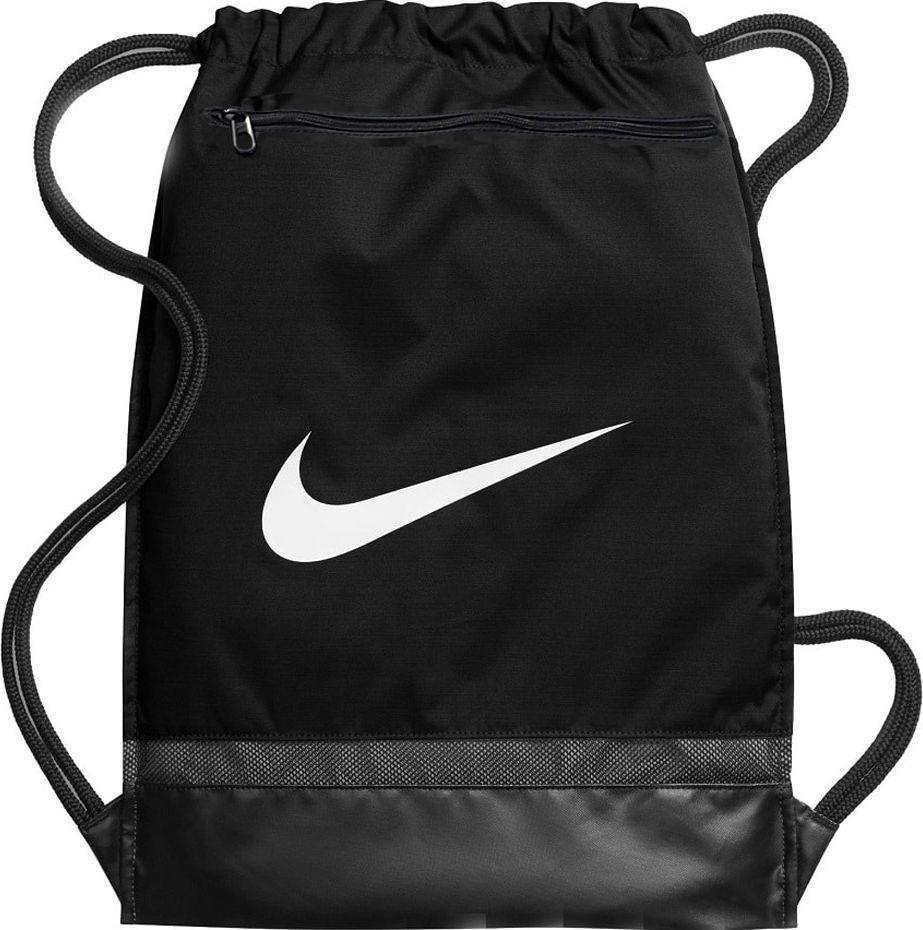 delikatne kolory nowy wygląd dobra tekstura Nike Worek Plecak Nike Brasilia BA5953 010 BA5953 010 czarny ID produktu:  6095419