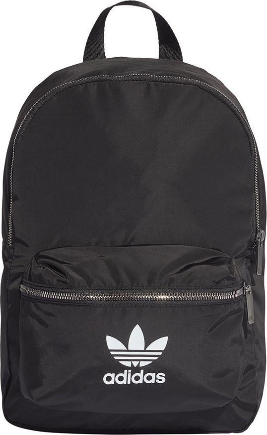Adidas Plecak adidas Originals Nylon Backpack ED4725 ED4725 czarny ID produktu: 6095527