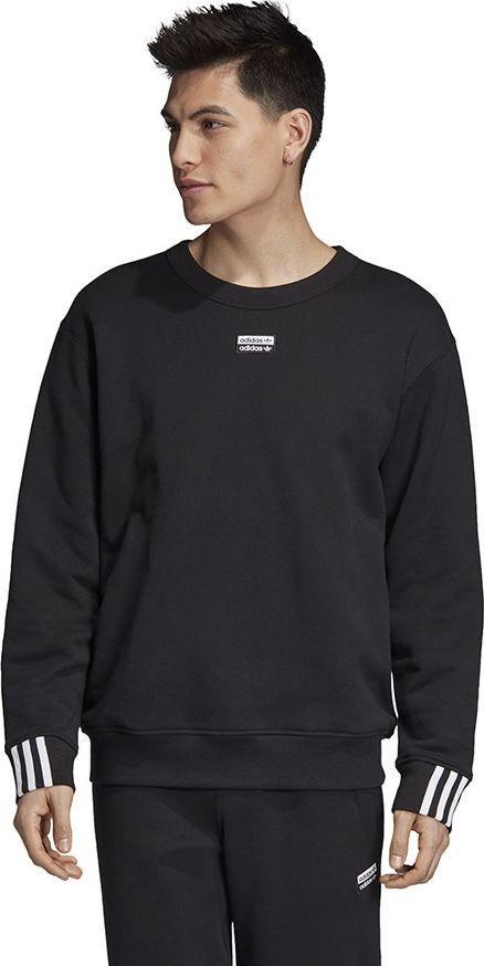 Adidas Bluza męska Originals R.Y.V. Crew czarna r. M (ED7227) ID produktu: 6097300