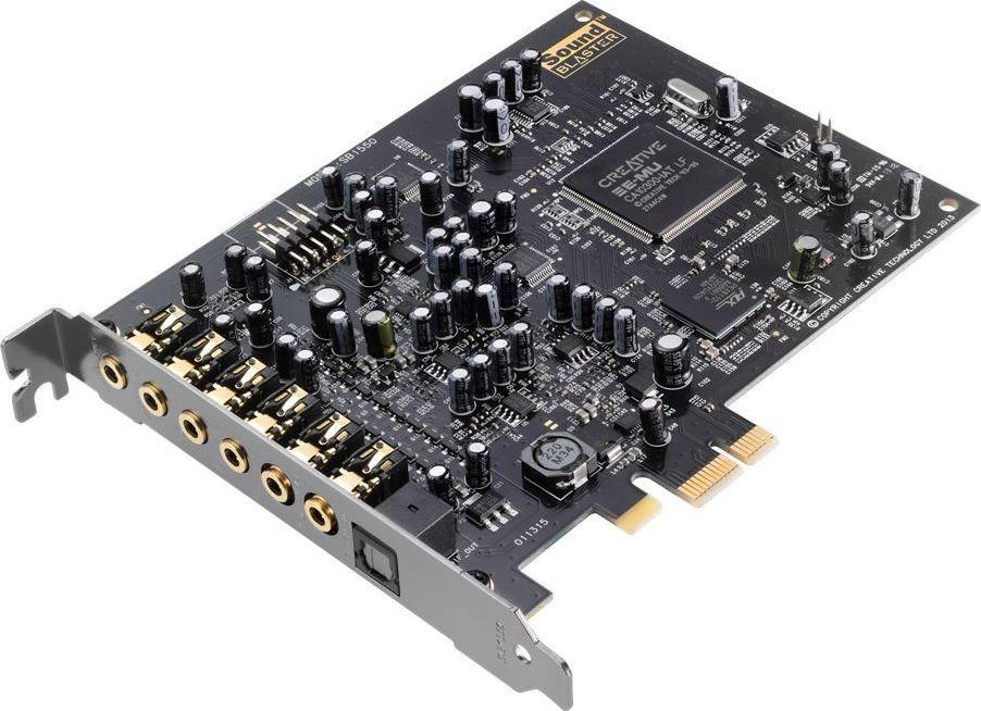 Karta dźwiękowa Creative Sound Blaster Audigy RX (70SB155000001) 1