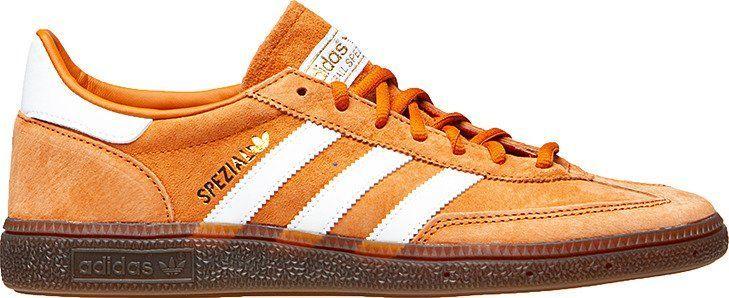 Adidas Buty męskie Handball Spezial pomarańczowe r. 43 13 (EE5730) ID produktu: 6099320