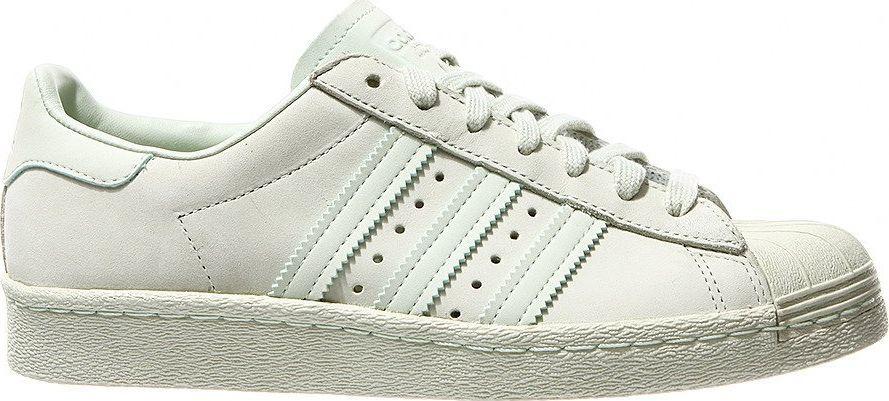 Adidas Buty damskie Superstar 80s zielone r. 39 13 (CQ2658) ID produktu: 6099429