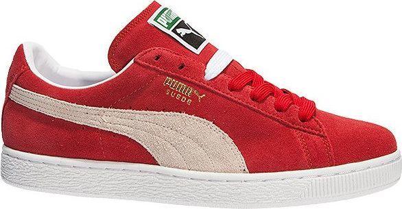 Puma Buty męskie Suede Classic+ czerwone r. 44 (352634 05) ID produktu: 6100802