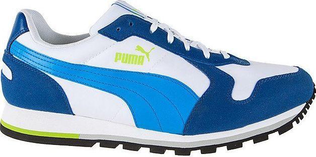 Puma Buty męskie ST Runner białe r. 38.5 ID produktu: 6100839