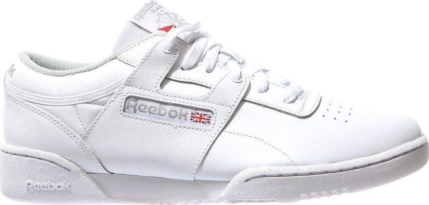 Klasyczne buty Reebok Workout Low CN0636 CN0636 | MARKI