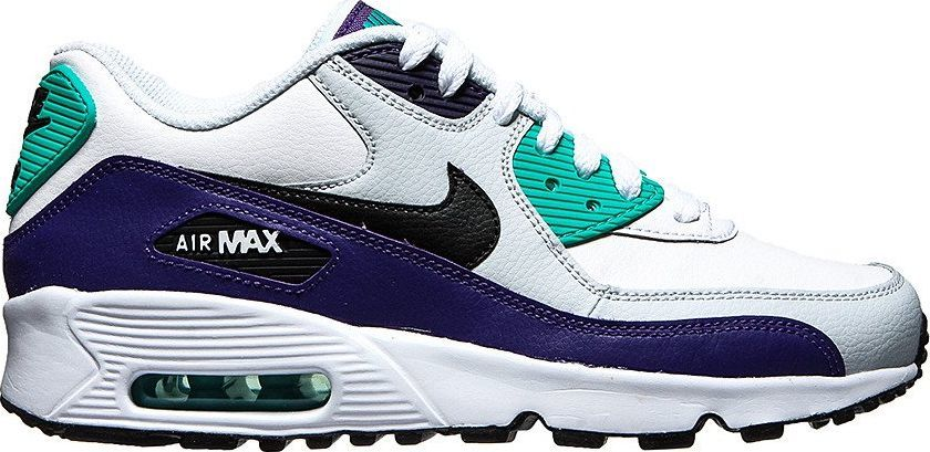 Buty Nike Air Max 90 Leather (GS) 833412 115