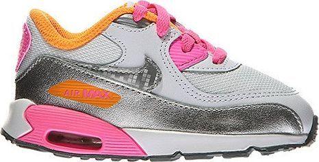 Buty Nike Air Max 90 Mesh (TD) (724857 101) | WYPRZEDAŻE DO