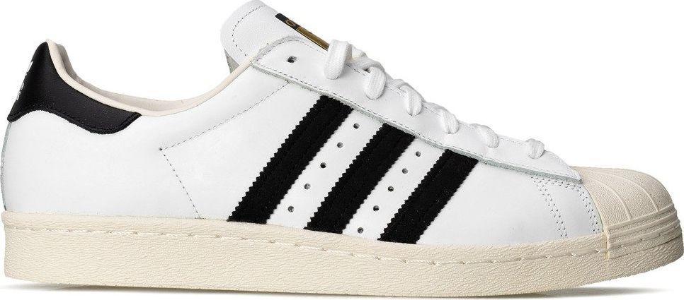 Adidas Buty męskie Superstar 80s białe r. 46 (G61070) ID produktu: 6104005