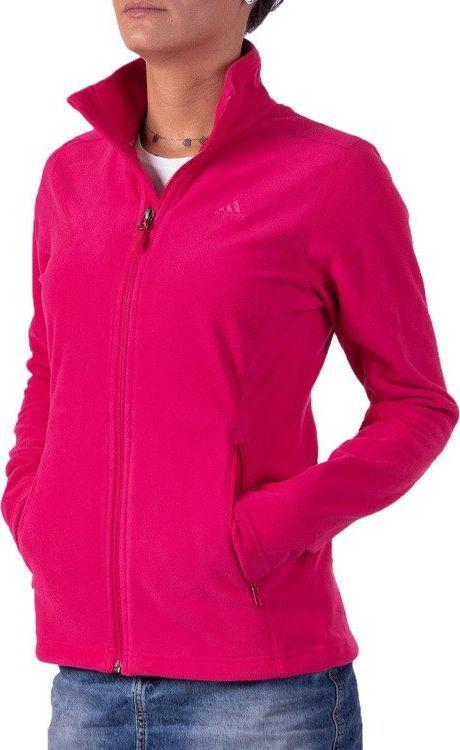 adidas bluza rozowa damska