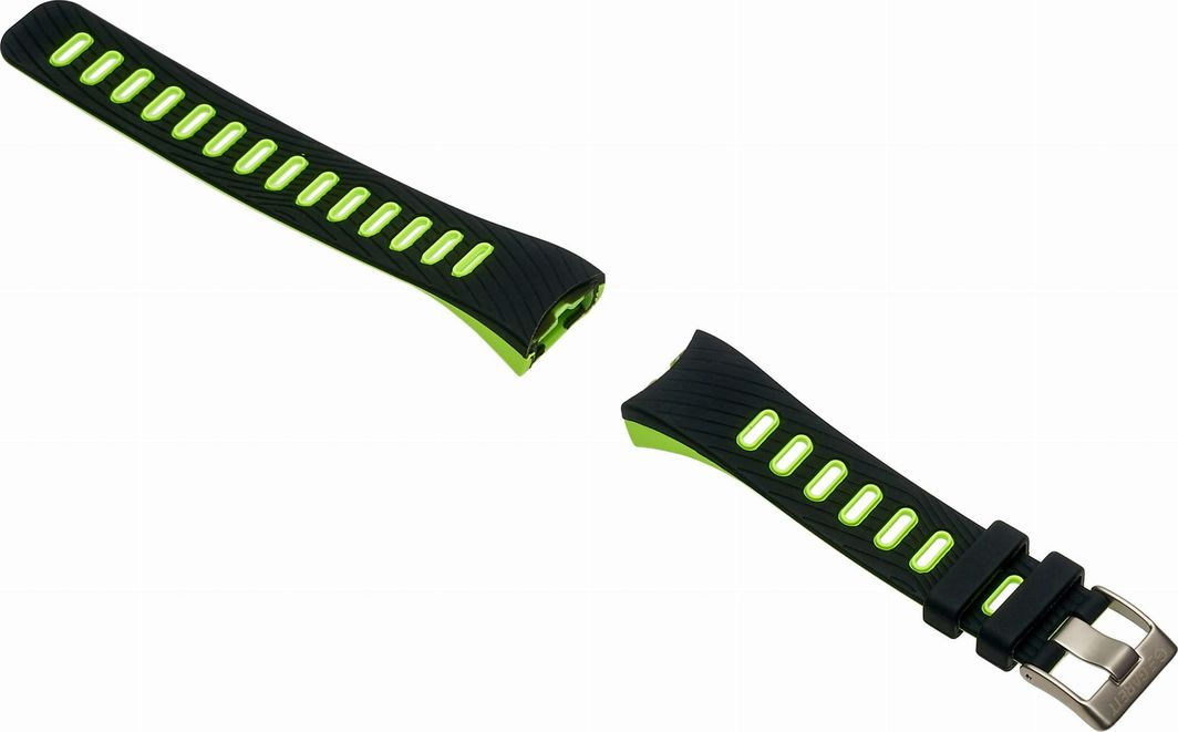 Garett Electronics Pasek do Garett Fit 23 GPS, czarno-zielony 1