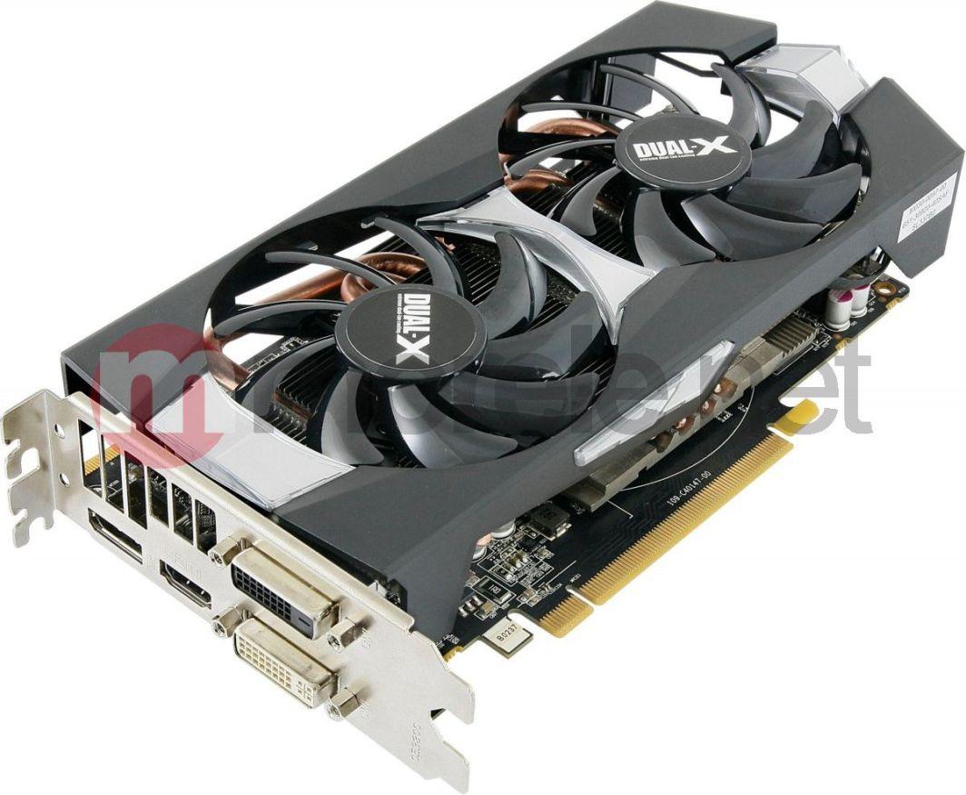 Karta graficzna Sapphire Radeon DUAL-X R9 270X 2GB GDDR5 OC With Boost  11217-01-20G ID produktu: 611373