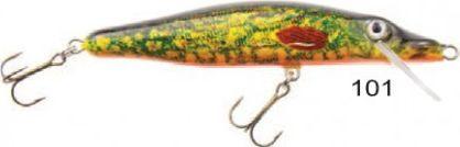 Mistrall Wobler Mistrall Fox Floater 10cm 14g 1,0-1,5m 101 1