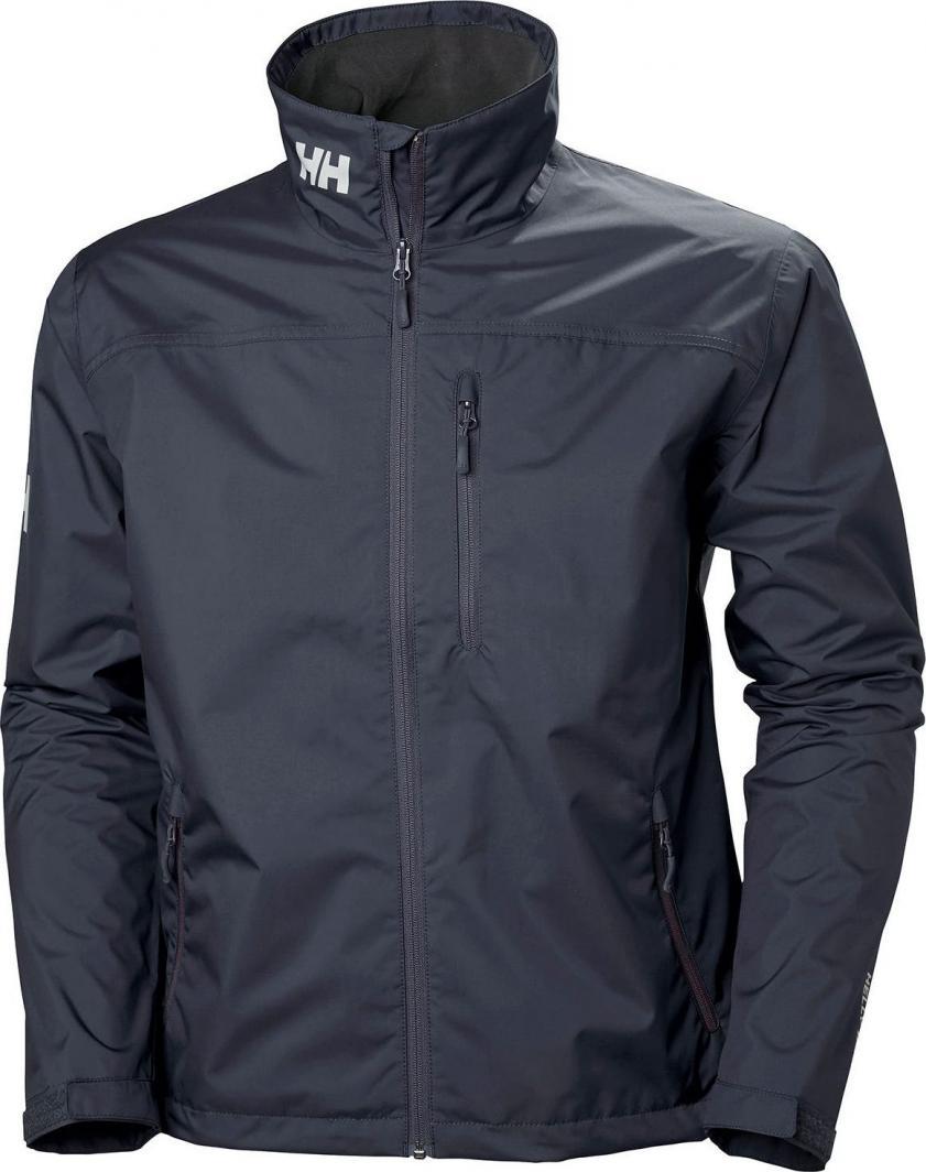 rozsądna cena specjalne wyprzedaże dobra sprzedaż Helly Hansen Kurtka męska Crew Jacket Graphite Blue r. L ID produktu:  6117252