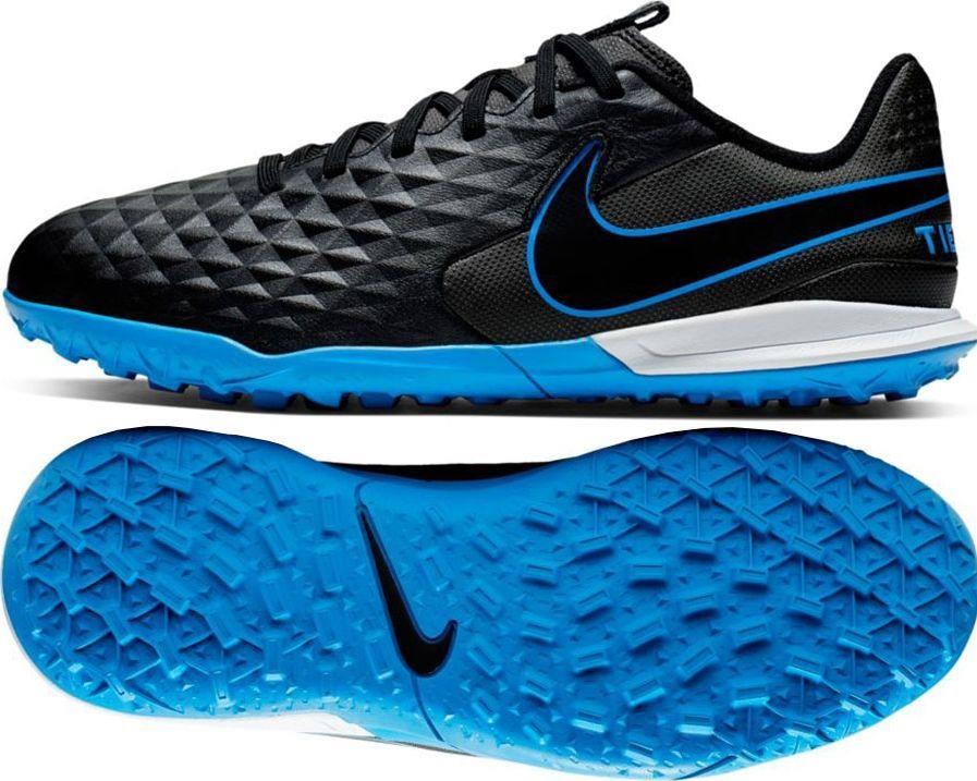 Nike Buty Nike JR Tiempo Legend 8 Academy TF AT5736 004 AT5736 004 czarny 38 1