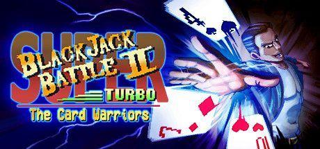 Super Blackjack Battle 2 Turbo Edition - The Card Warriors PC, wersja cyfrowa 1