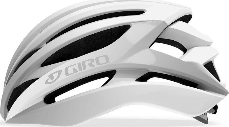 GIRO Kask szosowy Syntax matte white silver r. S (51-55 cm) (GR-7099) 1