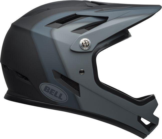 BELL Kask full face Sanction presences matte black r. L (58-60 cm) (BEL-710) 1