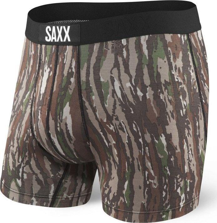 SAXX Bokserki Ultra Boxer Brief Fly real tree original r. S (SXBB30FRTO) 1