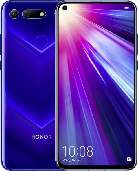 Smartfon Honor View 20 128 GB Dual SIM Niebieski  (51093HKT) 1