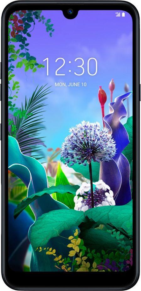 Smartfon LG Q60 64 GB Dual SIM Czarny  (40-40-0205) 1