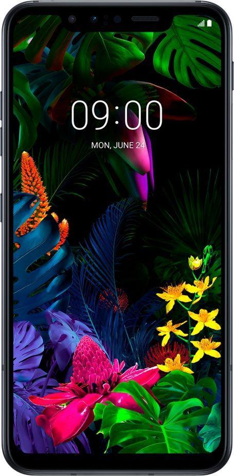 Smartfon LG G8S ThinQ 128 GB Dual SIM Czarny  (40-40-0201) 1