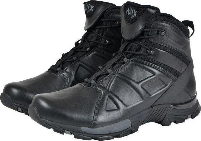 Haix Buty męskie Black Eagle Tactical Mid czarne r. 47 1