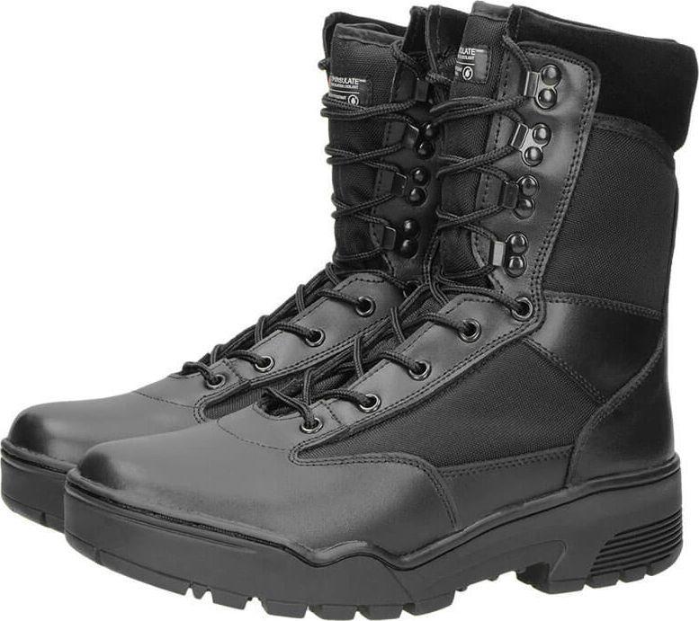 Mil-Tec Buty męskie Tactical Boots czarne r. 47 1