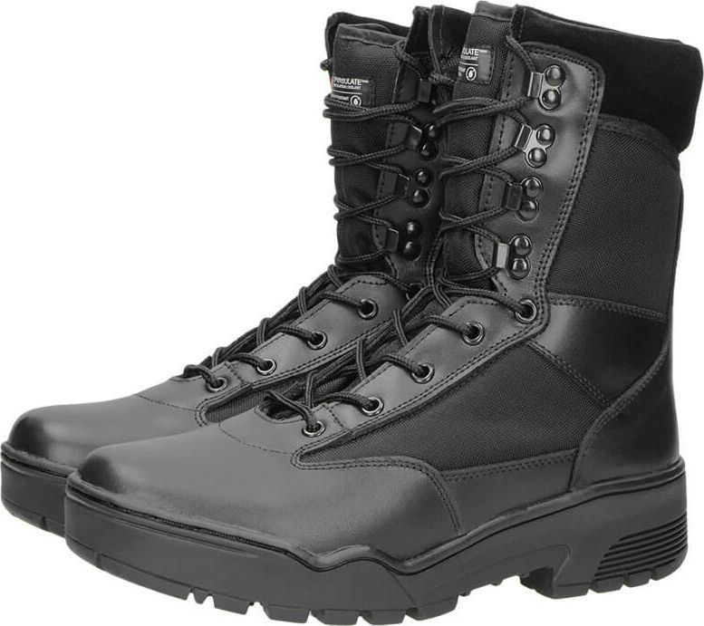 Mil-Tec Buty męskie Tactical Boots czarne r. 44 1
