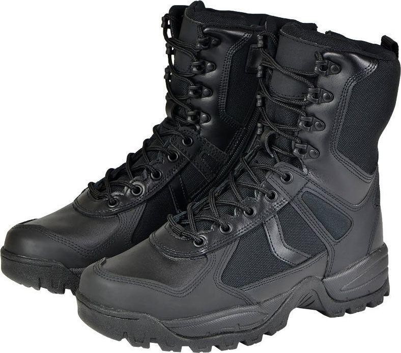 Mil-Tec Buty męskie Patrol czarne r. 43 1