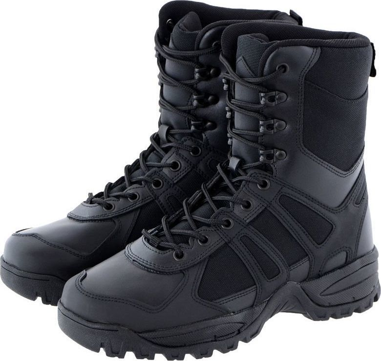 Mil-Tec Buty męskie Combat II Generacji czarne r. 45 1