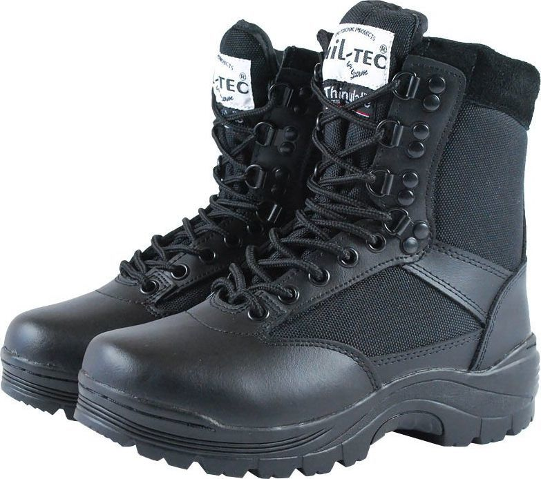 Mil Tec Buty męskie SWAT czarne r. 41 ID produktu: 6124739