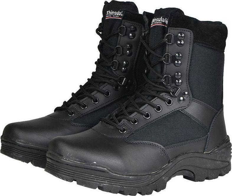 Surplus Buty męskie Security czarne r. 47 1
