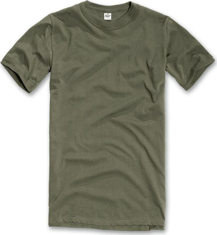 Brandit Brandit Koszulka T-Shirt BW Olive 5 1