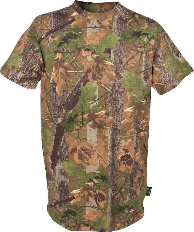 Jack Pyke Jack Pyke Koszulka T-Shirt English Oak S 1
