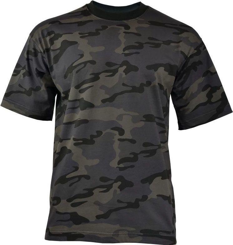 MFH MFH Koszulka T-shirt Combat Camo M 1