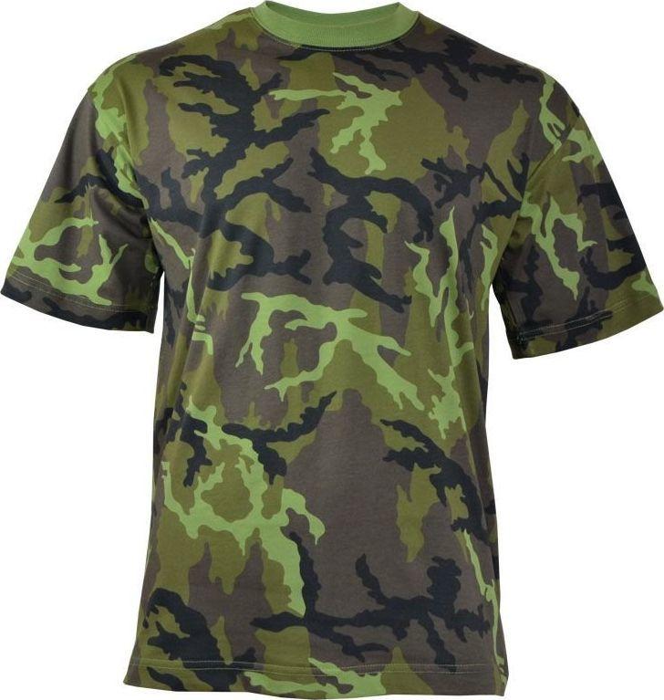 MFH MFH Koszulka T-shirt Czeski Woodland 3XL 1