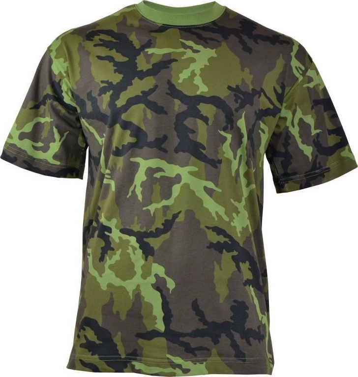 MFH MFH Koszulka T-shirt Czeski Woodland XL 1